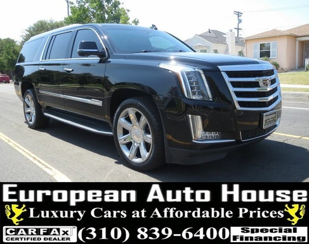 2016 Cadillac Escalade ESV Luxury RWD