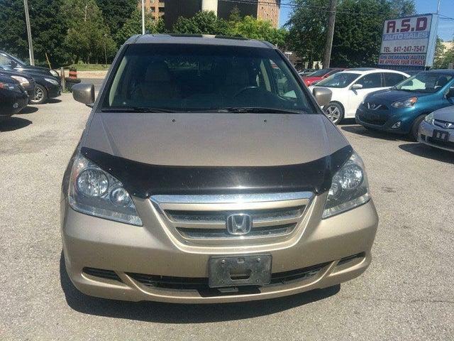 2007 Honda Odyssey EX-L FWD
