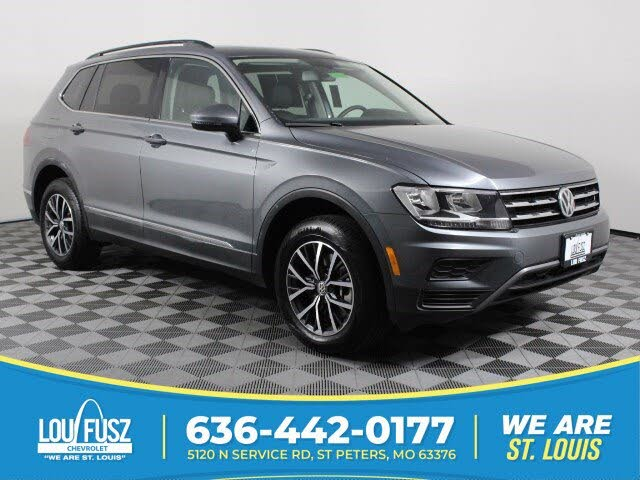 Used 2020 Volkswagen Tiguan Se R Line Black 4motion Awd For Sale With Photos Cargurus
