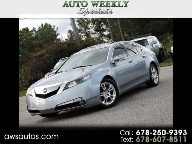 2009 Acura TL FWD with Technology Package