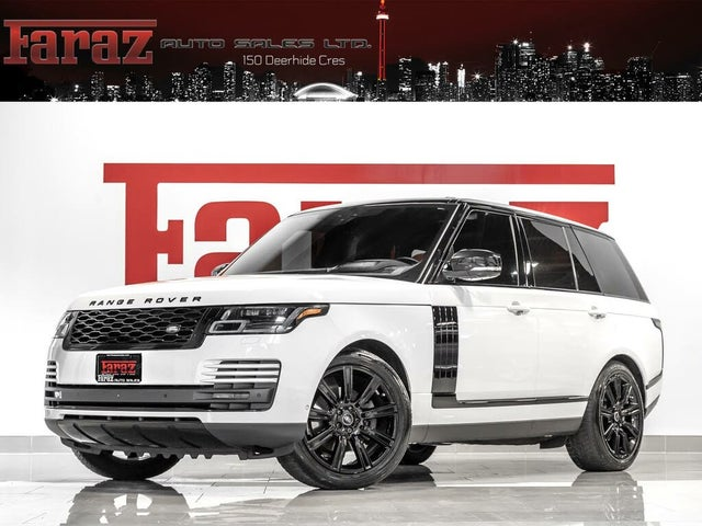 2018 Land Rover Range Rover Td6 HSE 4WD