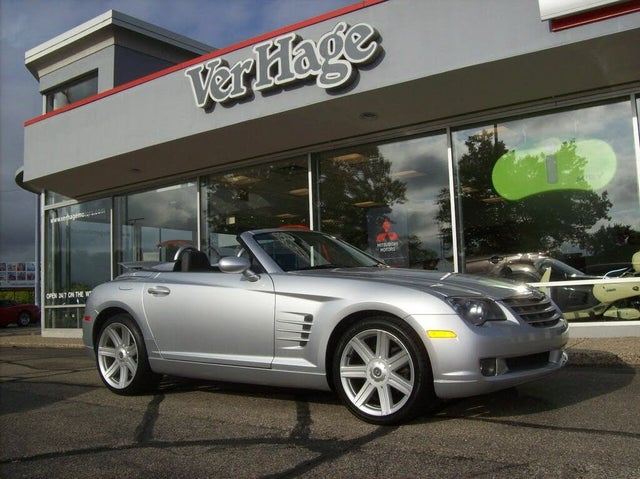 2008 Chrysler Crossfire Limited Roadster RWD