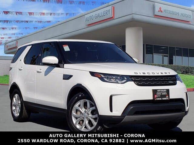 2019 Land Rover Discovery V6 HSE AWD