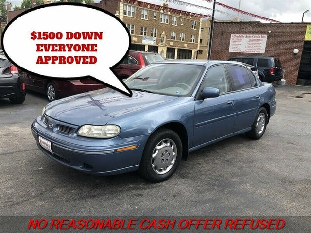 used 1997 oldsmobile cutlass for sale right now cargurus 1997