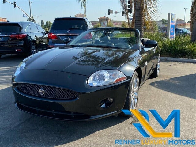 2009 Jaguar XK-Series XK Convertible RWD