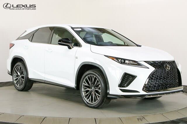 Used 2020 Lexus Rx 350 F Sport Awd For Sale With Photos Cargurus