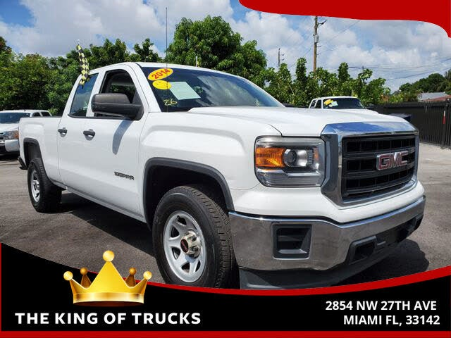 2014 GMC Sierra 1500 Base Double Cab