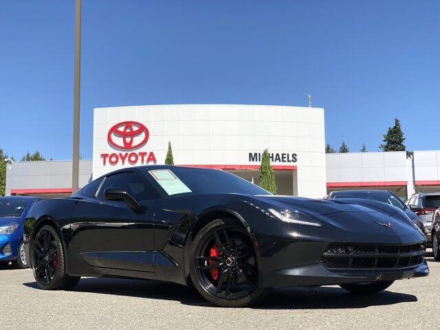 2016 Chevrolet Corvette Stingray 2LT Coupe RWD