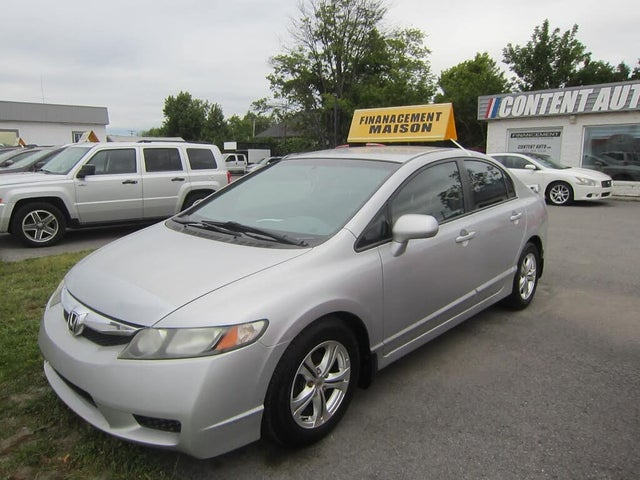 2010 Honda Civic DX