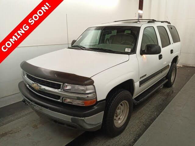 2001 Chevrolet Tahoe For Sale In Mankato  Mn