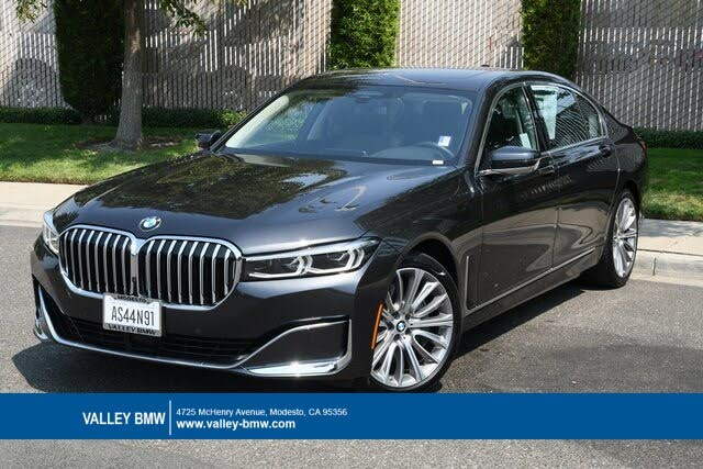 2020 BMW 7 Series 750i xDrive AWD