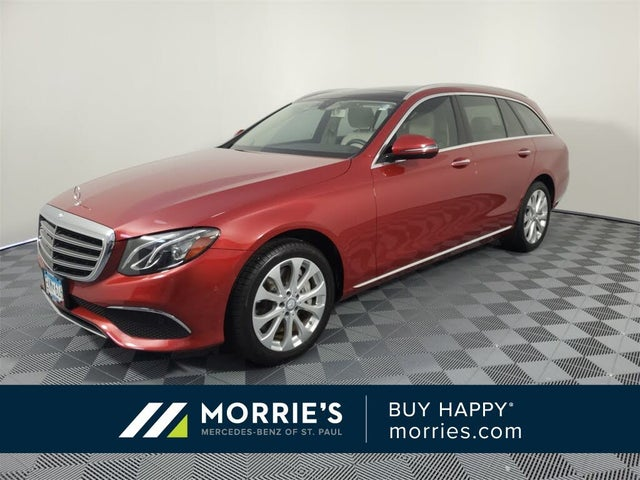 Used Mercedes-Benz E-Class for Sale in Minneapolis, MN ...