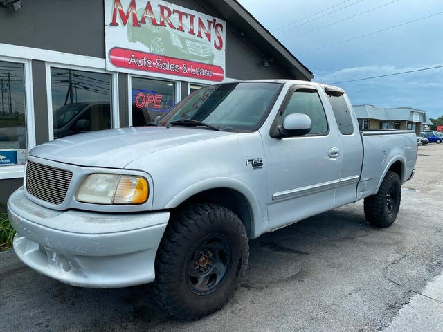 1999 Ford F-150 XLT 4WD Extended Cab LB