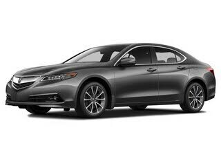 2016 Acura TLX SH-AWD with Elite Package