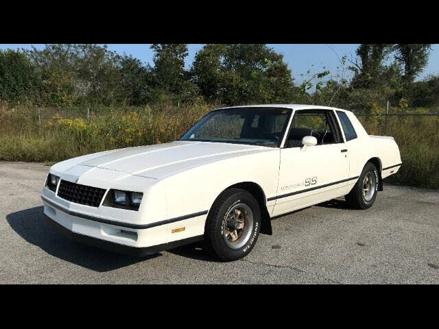 used 1984 chevrolet monte carlo for sale right now cargurus used 1984 chevrolet monte carlo for