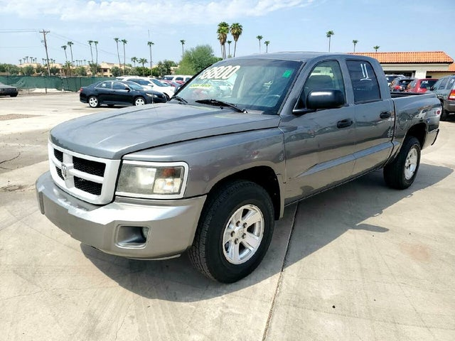 2009 Dodge Dakota Big Horn/Lone Star Crew Cab RWD