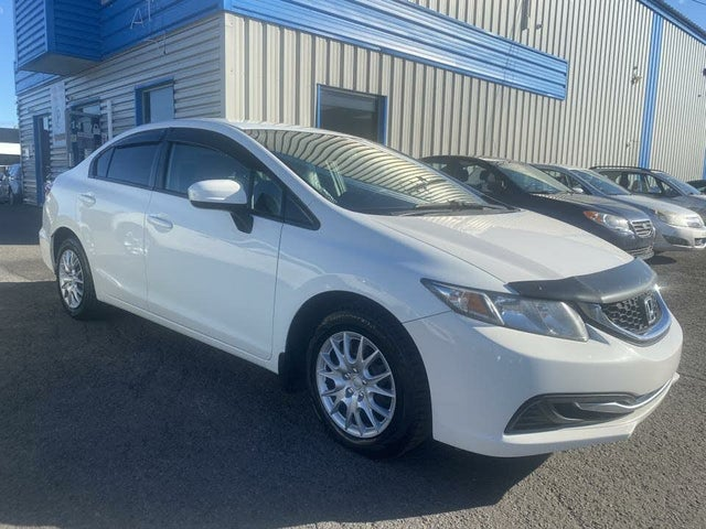 2014 Honda Civic LX