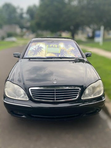 2002 Mercedes-Benz S-Class for Sale in New Jersey - CarGurus