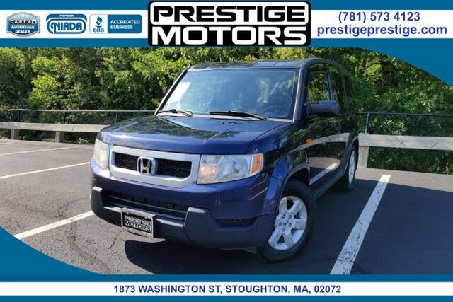 2009 Honda Element EX AWD