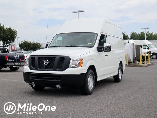 2020 Nissan NV Cargo 3500 HD S with High Roof RWD