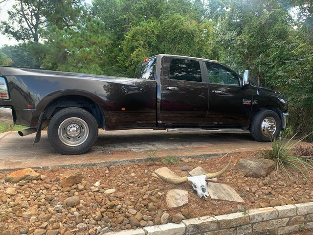 2011 RAM 3500 Laramie Crew Cab 8 ft. Bed