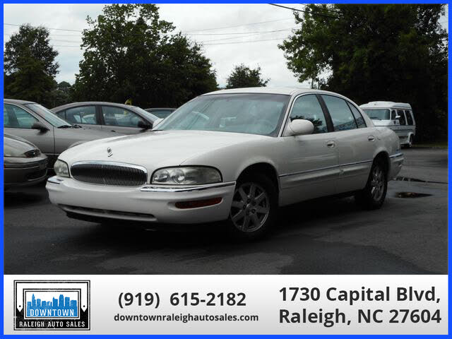Used 2005 Buick Park Avenue For Sale Right Now Cargurus
