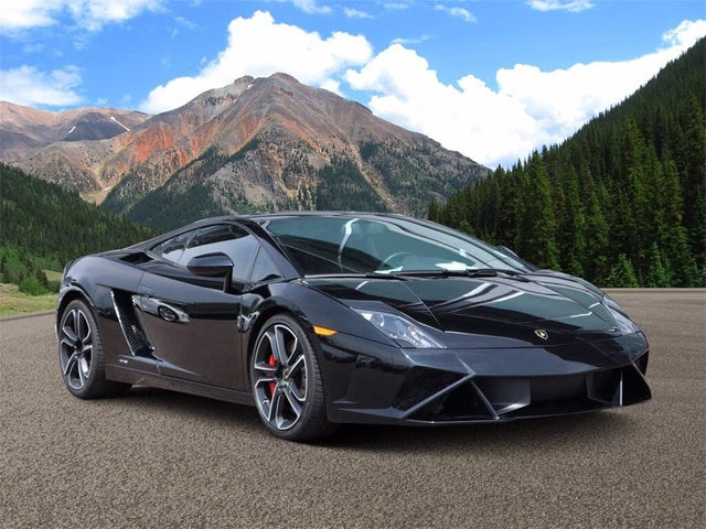 2013 Lamborghini Gallardo LP 560-4 Coupe AWD