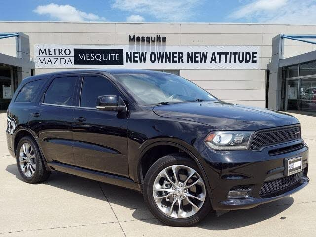2019 Dodge Durango GT Plus RWD