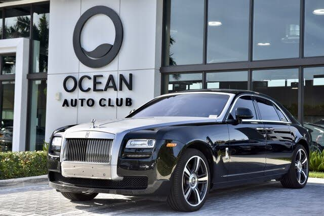 Used 2013 Rolls-Royce Ghost for Sale Right Now - CarGurus