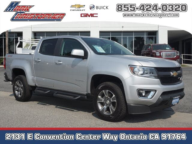 2017 Chevrolet Colorado Z71 Crew Cab RWD
