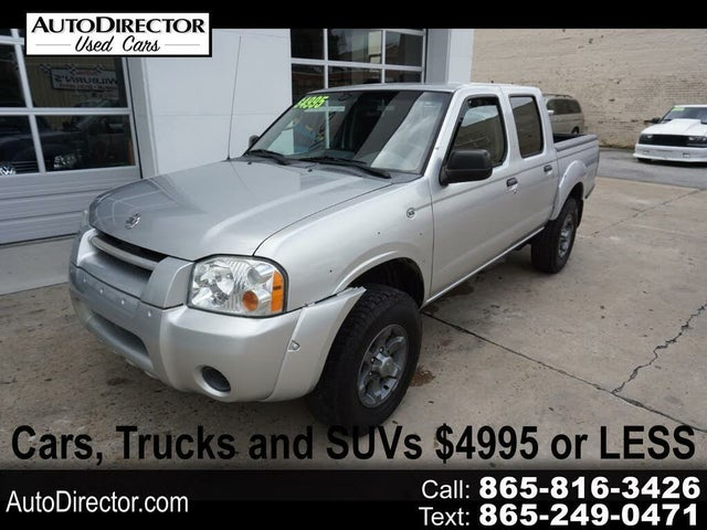 2004 Nissan Frontier 4 Dr XE Crew Cab SB