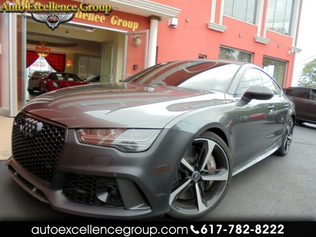 2016 Audi RS 7 4.0T quattro Performance Prestige AWD