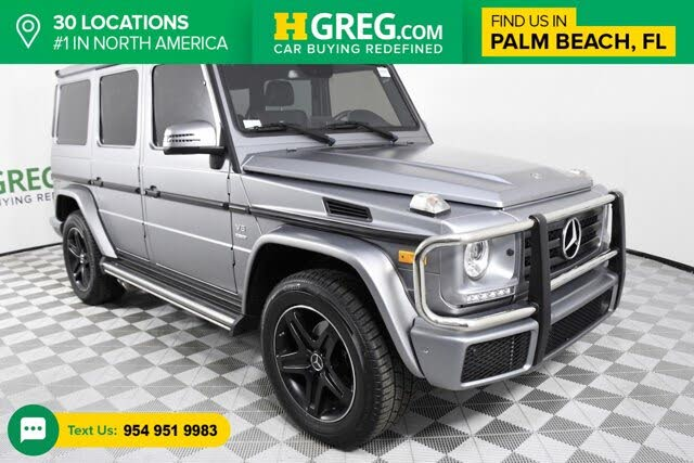 Used 2017 Mercedes-Benz G-Class for Sale (with Photos) - CarGurus