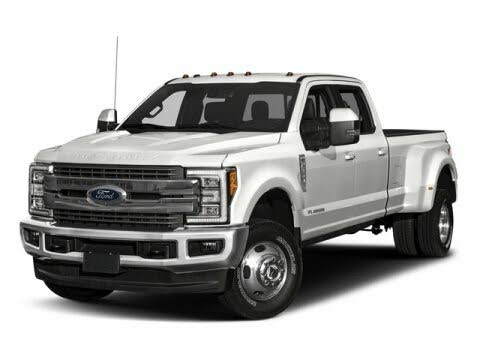 2017 Ford F-350 Super Duty King Ranch Crew Cab LB DRW 4WD