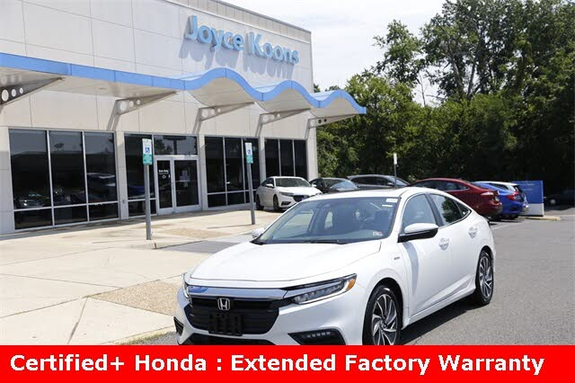 2020 Honda Insight Touring Sedan FWD