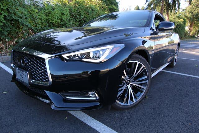 Used 2020 Infiniti Q60 3 0t Pure Coupe Awd For Sale With Photos Cargurus