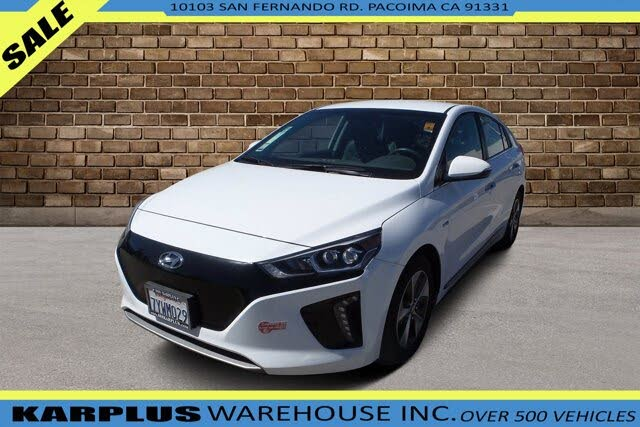 2017 Hyundai Ioniq Electric Limited FWD