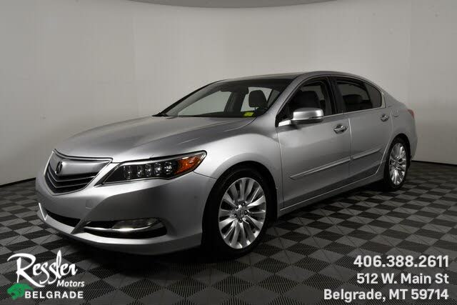 2014 Acura RLX FWD with Technology Package