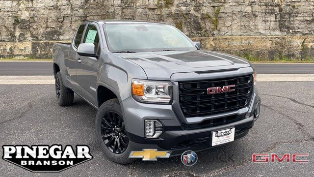 2020 GMC Canyon for Sale in Springfield, MO - CarGurus