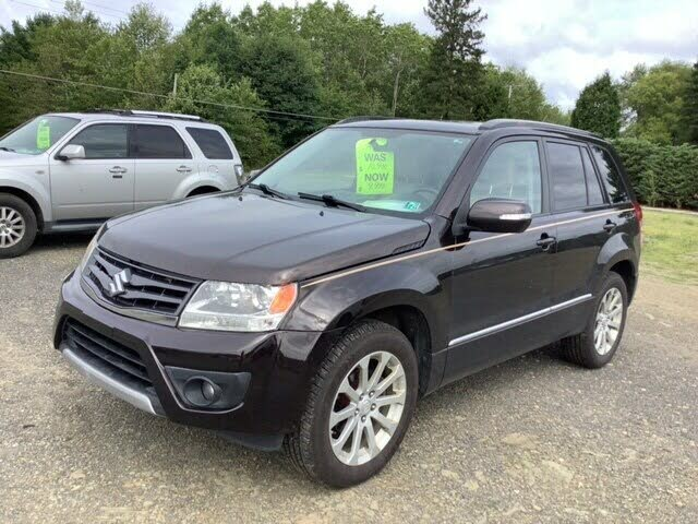 2013 Suzuki Grand Vitara Limited AWD