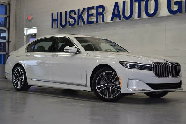 used 2021 bmw 7 series 750i xdrive awd for sale (with