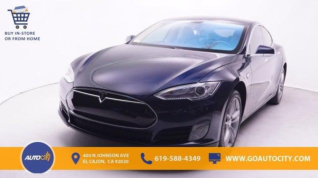 2013 Tesla Model S 40 RWD