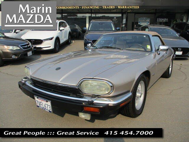 1992 Jaguar XJ-Series XJS Convertible RWD