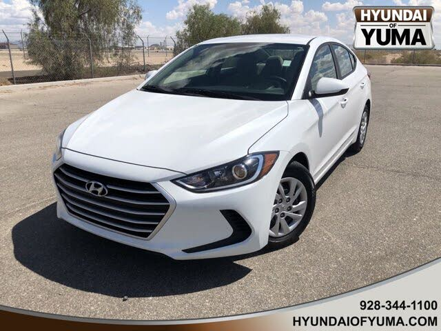Hyundai Of Yuma >> Hyundai Elantra Eco Sedan FWD for Sale in Yuma, AZ - CarGurus