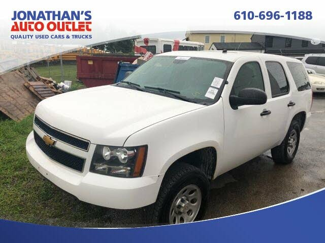 2012 Chevrolet Tahoe Special Service 4WD