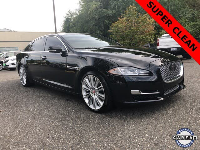 2016 Jaguar XJ-Series XJL Supercharged RWD