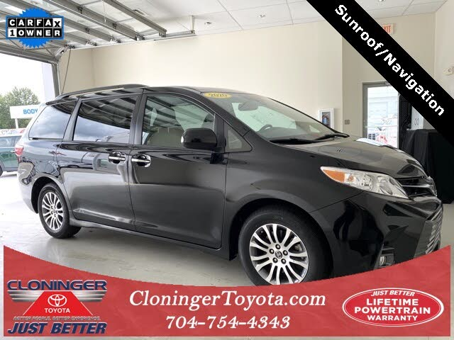 used toyota sienna for sale in charlotte nc cargurus used toyota sienna for sale in
