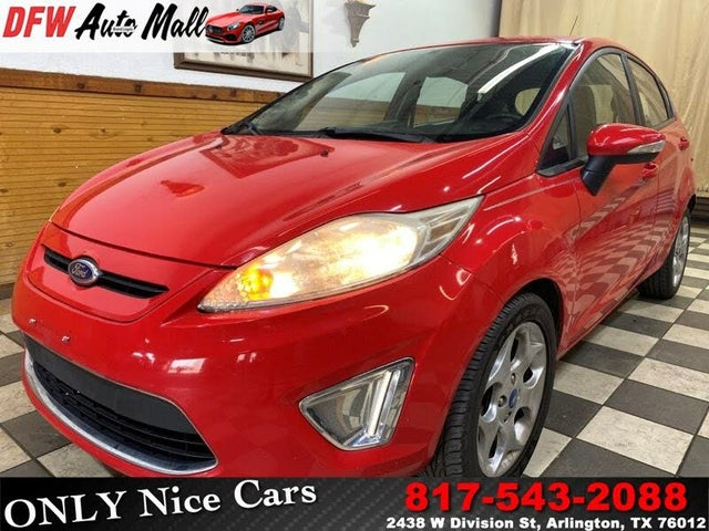 2012 ford fiesta for sale in dallas tx cargurus cargurus
