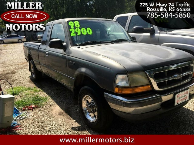 Used 1998 Ford Ranger Splash For Sale Right Now Cargurus