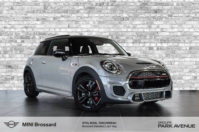 2020 MINI Cooper John Cooper Works 2-Door Hatchback FWD